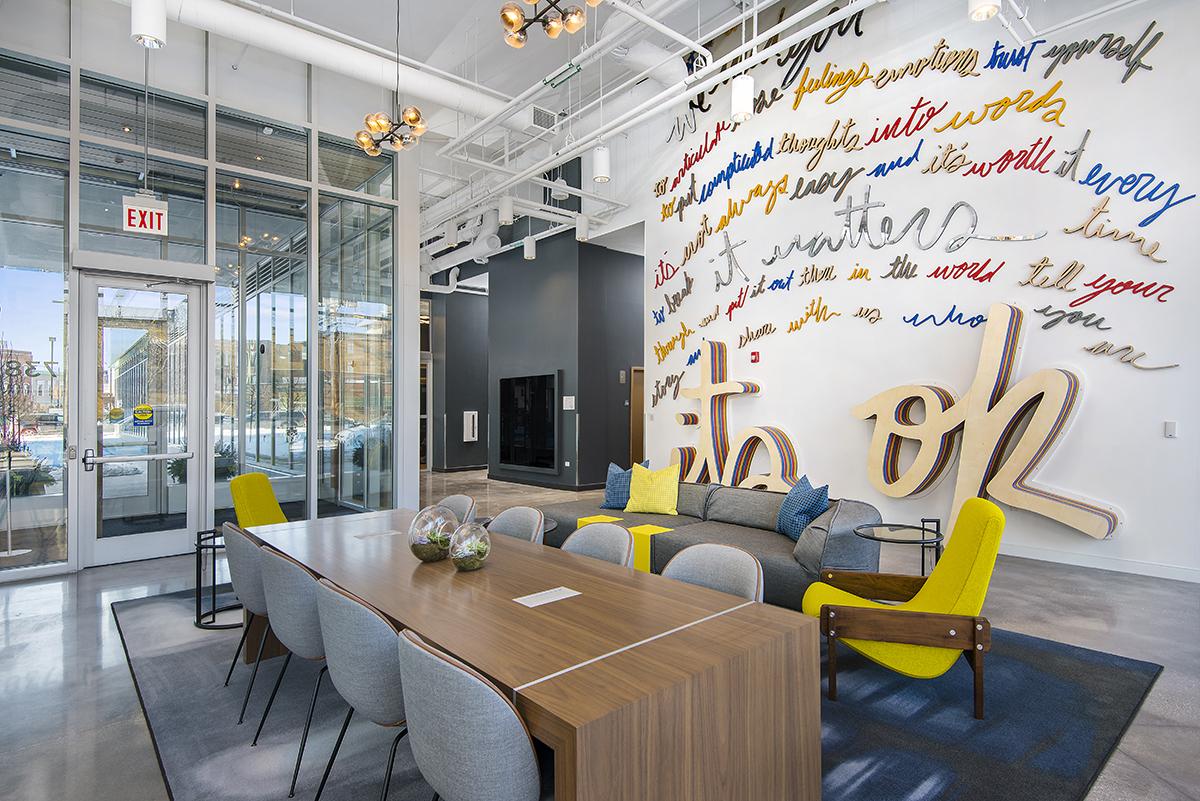 Spoke Apartments - 1001 W. Chicago | Project Management ...