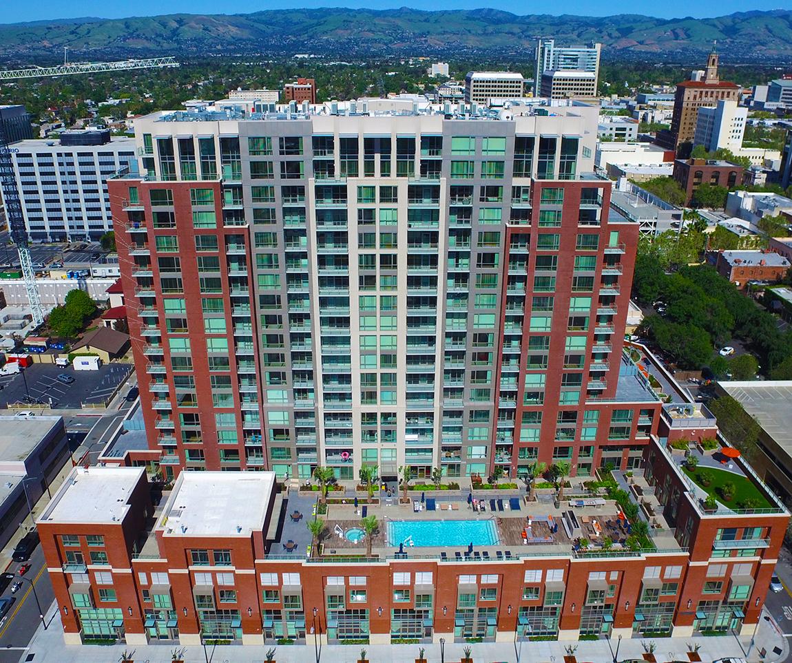 Downtown San Jose Apartments: Project Management Advisors (PMA
