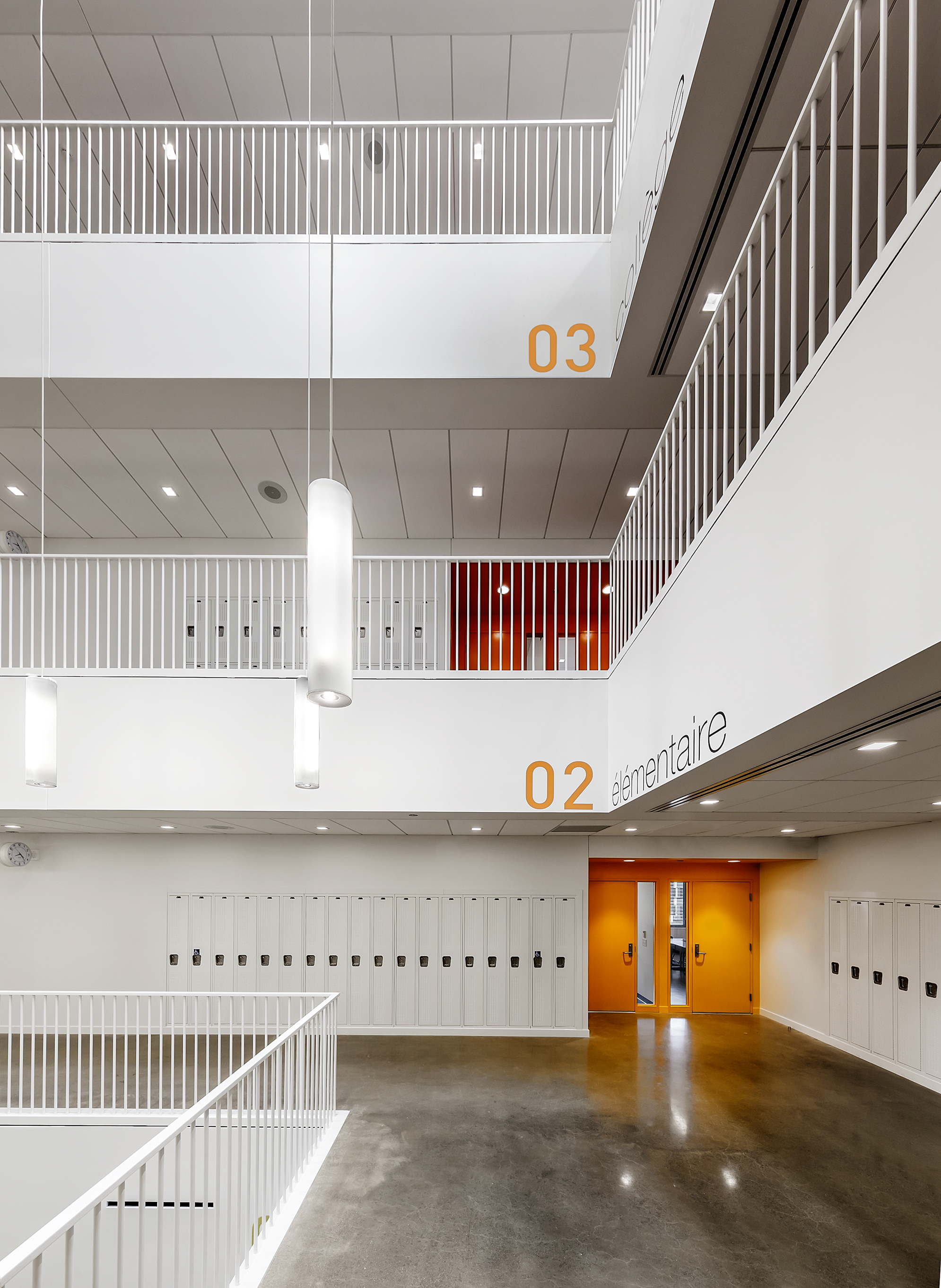 Lycee francais de chicago project management advisors pma for Stl architects