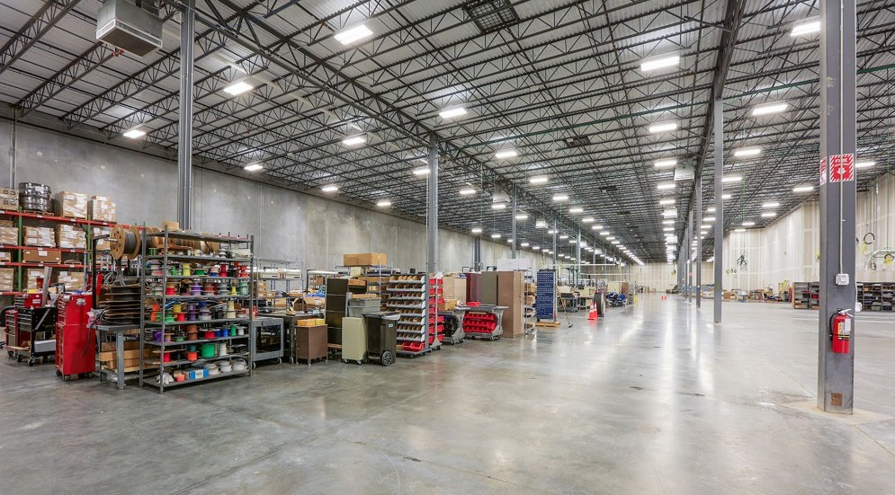 Photo of Comtech Systems. Inc. New Manufacturing Facility