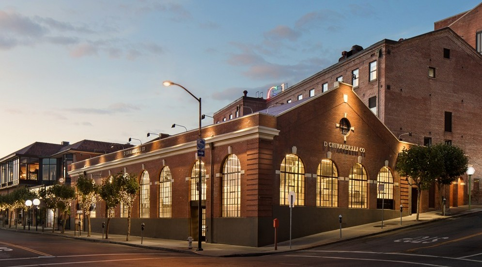 Photo of Ghirardelli Square Power House