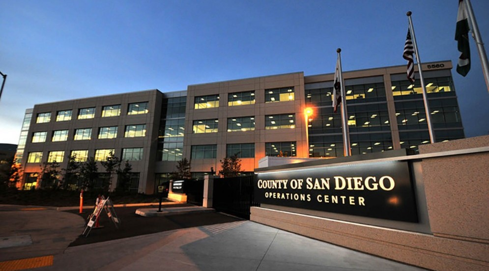 Photo of San Diego County Operations Center