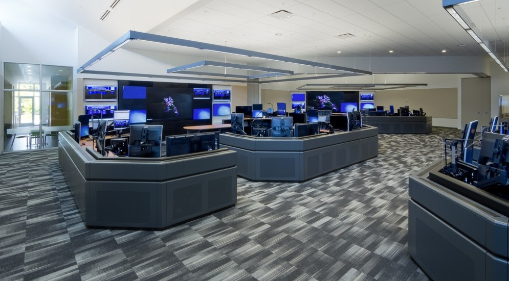 Pg Amp E Electric Distribution Control Center Consolidation
