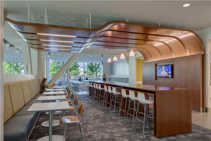 Photo of International Technology Company Moffett Towers