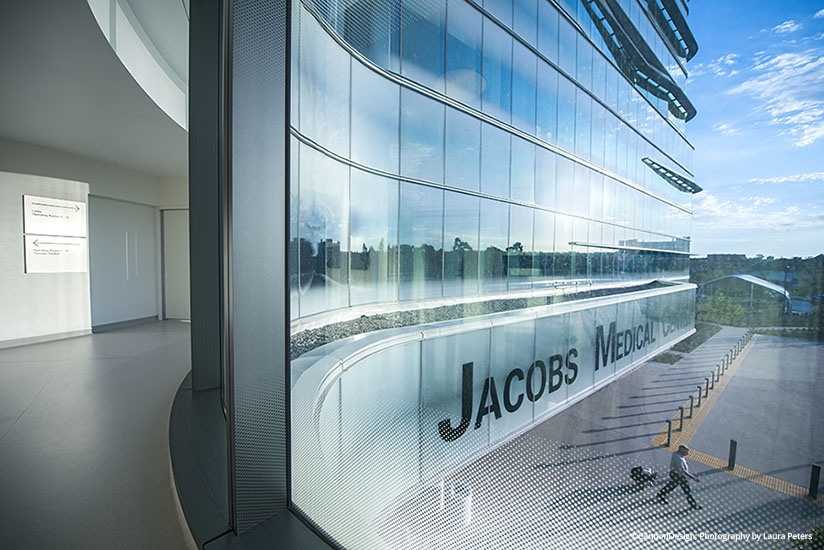 Photo of UCSD Jacobs Medical Center