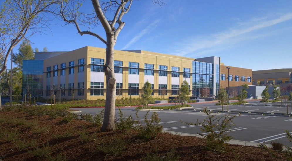 Photo of LinkedIn Campus Expansion at Britannia Shoreline Technology Park