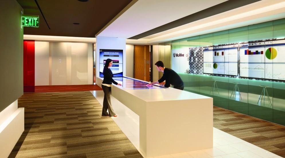 Photo of McAfee Corporate Headquarters