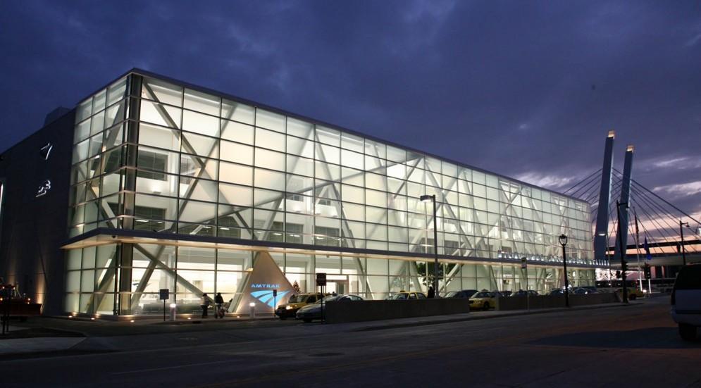 Photo of Milwaukee Intermodal Station