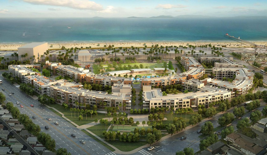 The Residences At Pacific City Project Management