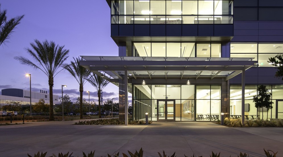 Photo of San Diego County Crime Lab
