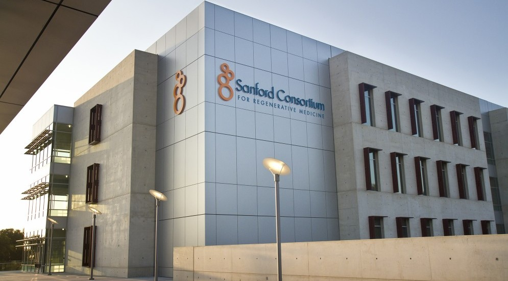 Photo of Sanford Consortium for Regenerative Medicine