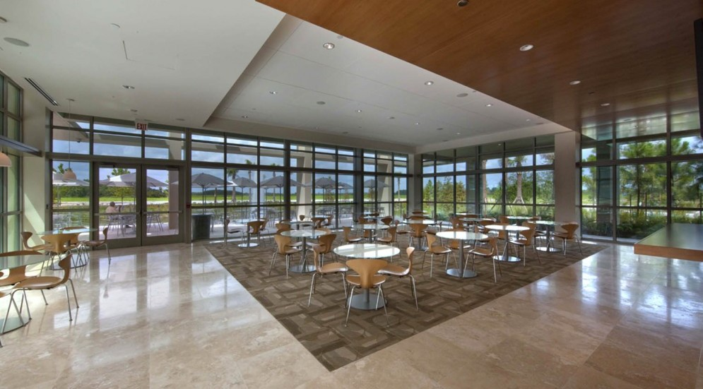 Photo of Sanford-Burnham Institute for Medical Research at Lake Nona