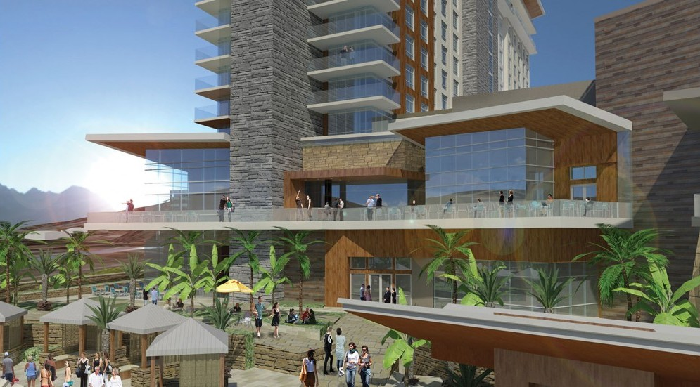 Photo of Sycuan Casino and Hotel Expansion