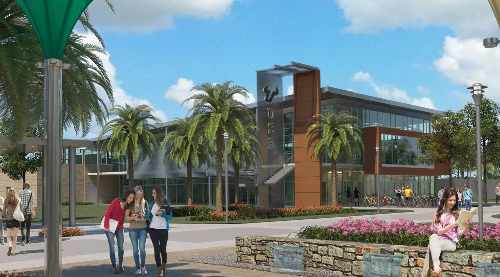 Photo of Student Housing Village at University of South Florida