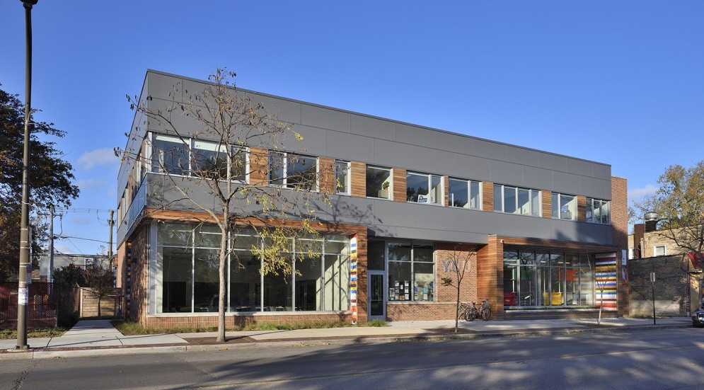 Photo of Youth & Opportunity United Headquarters