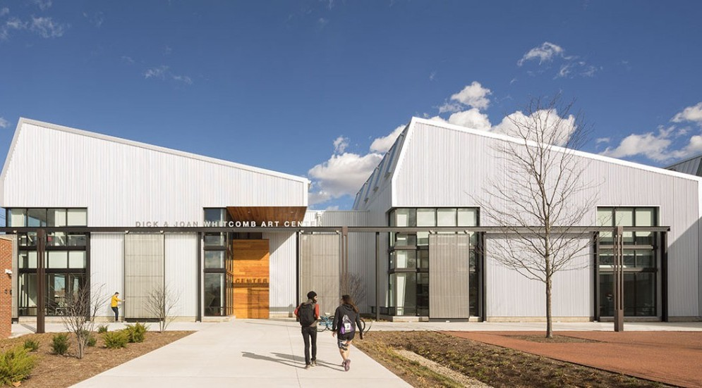 Photo of Knox College Whitcomb Art Center