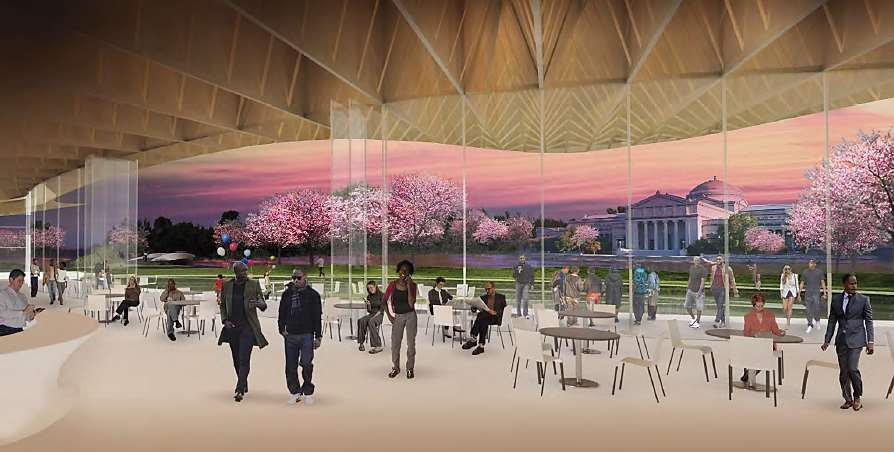 Photo of Project 120 - Phoenix Pavilion