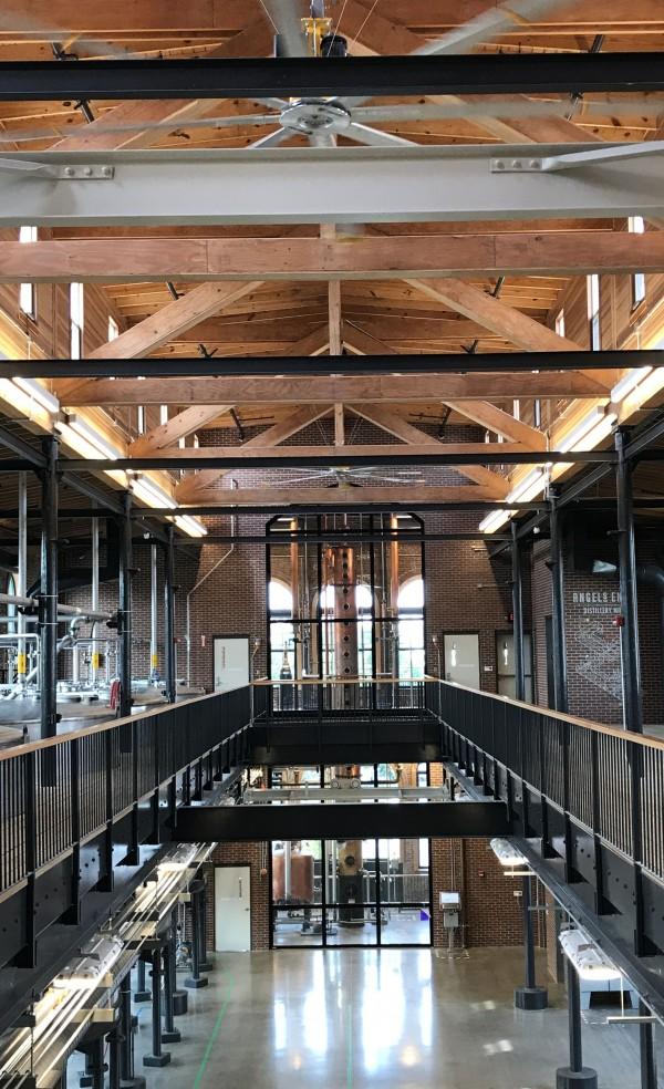 Photo of Angel's Envy Distillery