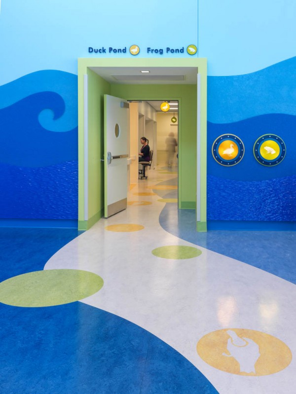 Photo of La Rabida Children's Hospital Ambulatory Care Addition and Renovation