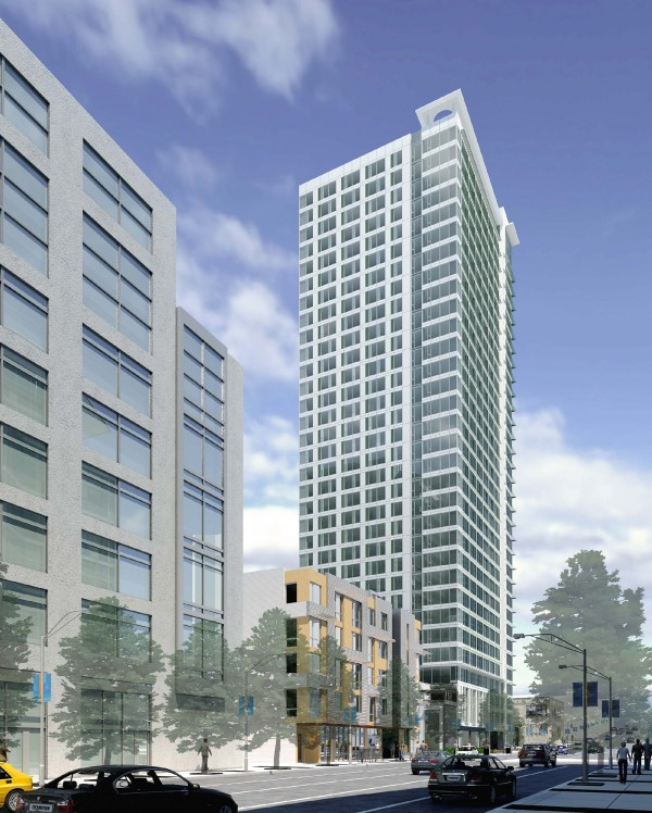 Photo of San Francisco Transbay District <br>Blocks 6/7